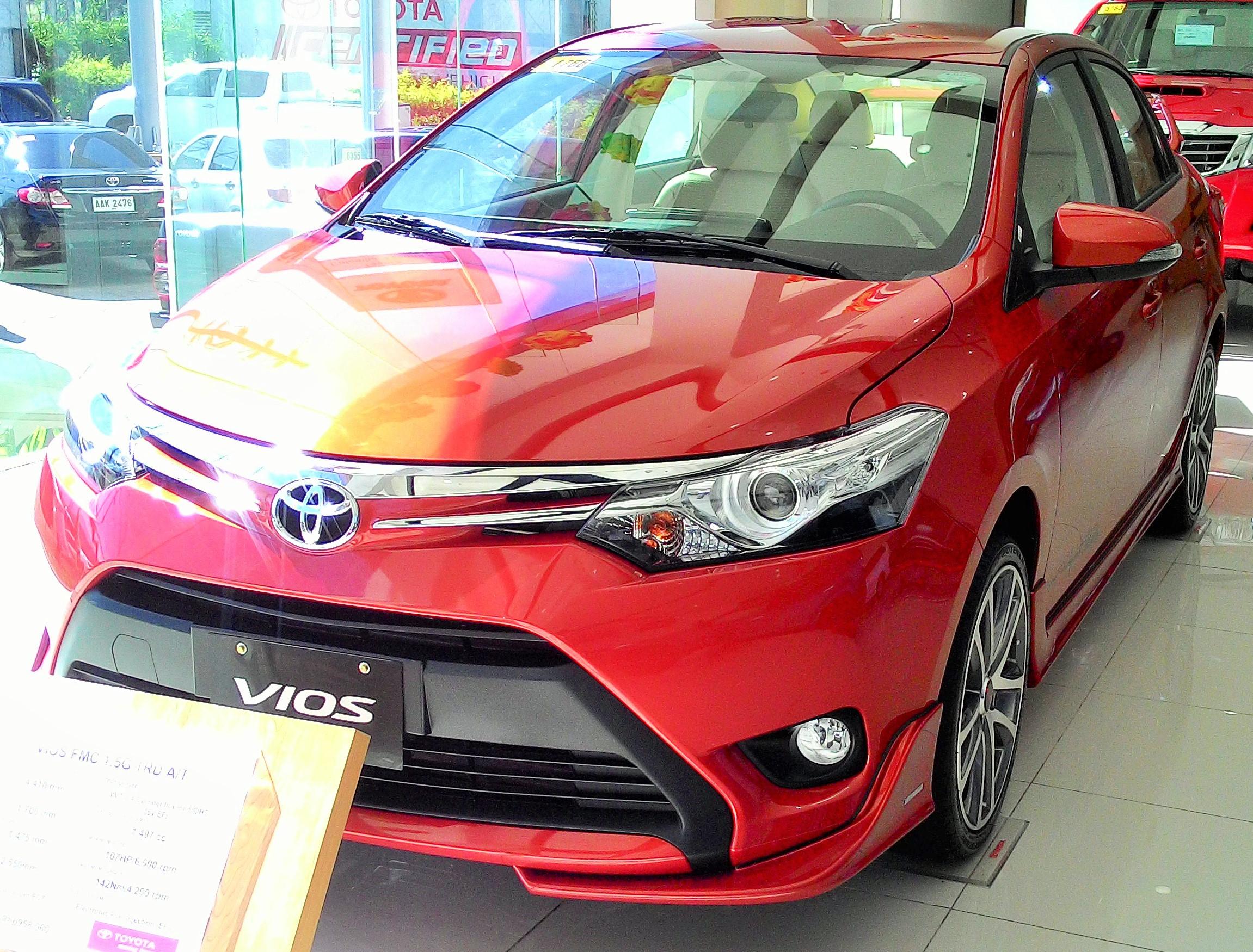 Kelebihan Toyota Vios 2015 Spesifikasi