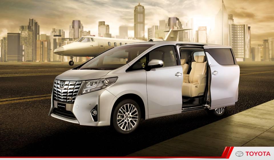 All New Toyota Alphard, High Luxury, Premium Comfort | Toyota for Every Juan
